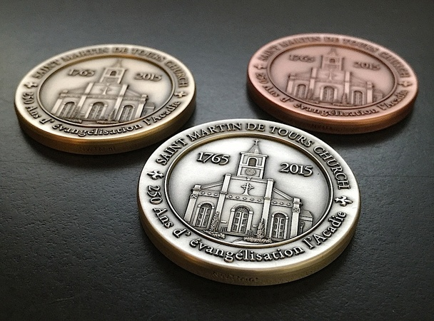 250th Anniversary Commemorative Coins Now Available