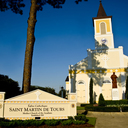 Saint Martin de Tours Catholic Church, St. Martinville, Louisiana  Mother Church of the Acadians ~ Est. 1765