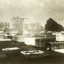 Church cemetery, date unknown.